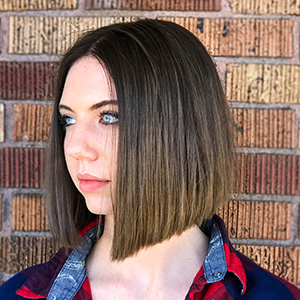 Woman's Haircut